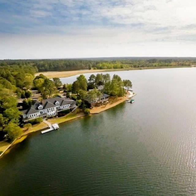 Water Front Homes Pinehurst